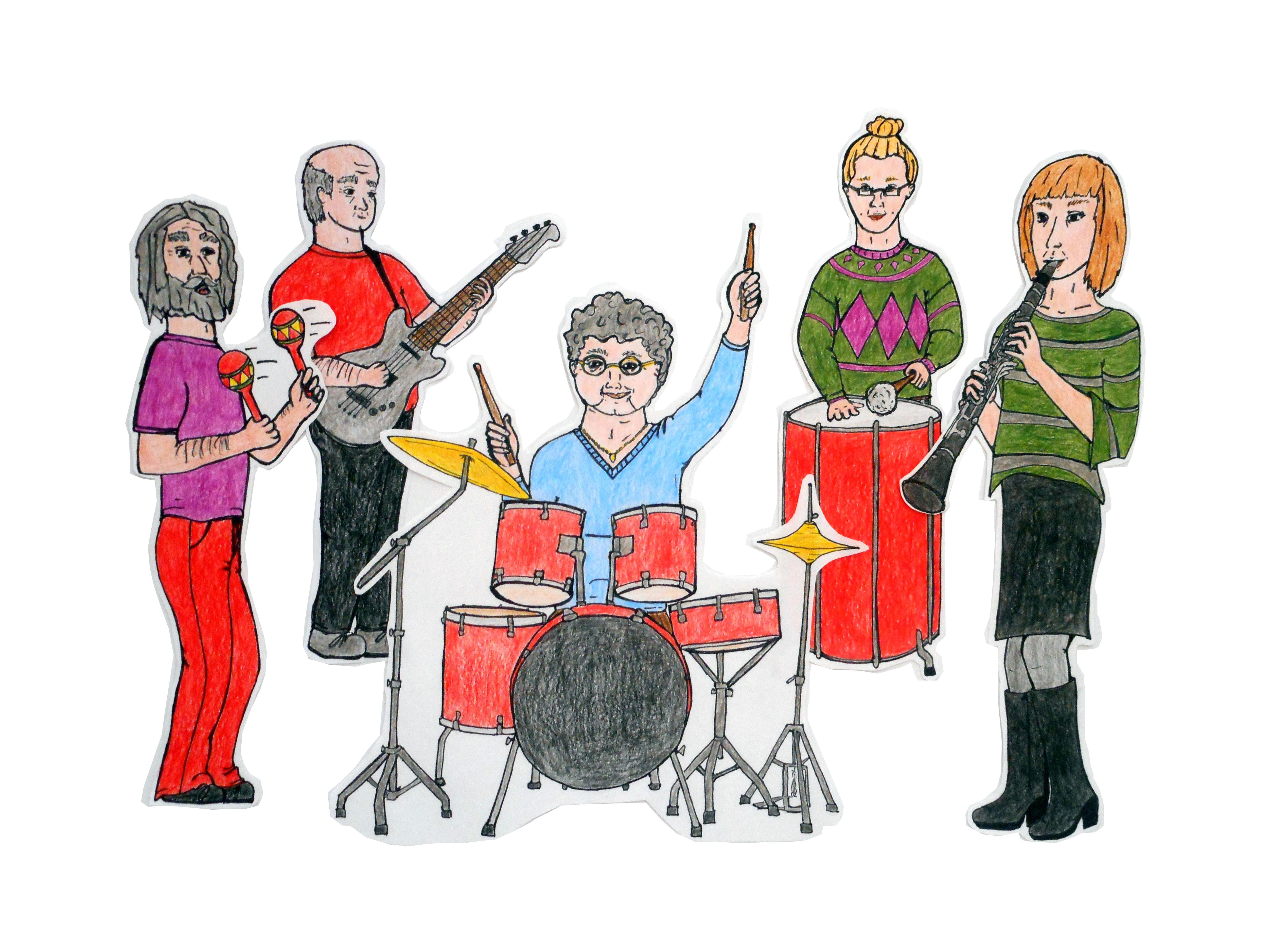 Musikzimmergruppe