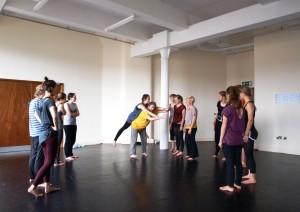 Studienreise zur Echo Echo Dance Theatre Company, Derry / Irland