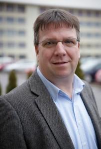 Andreas Döring, Dezernent für Liegenschaftsverwaltung und Technik | Foto: zobo – design & photoart