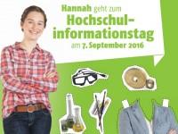 Vivien Walter ist das neue Gesicht der Hochschule Merseburg