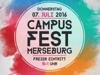 Campusfest 2016 – attraktiver, größer, bunter!