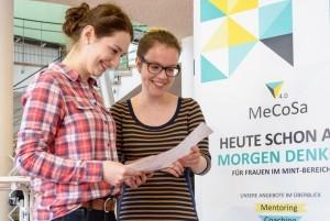Mentoring- und Coachingprogramm MeCoSa 4.0 startet Mentoringphase