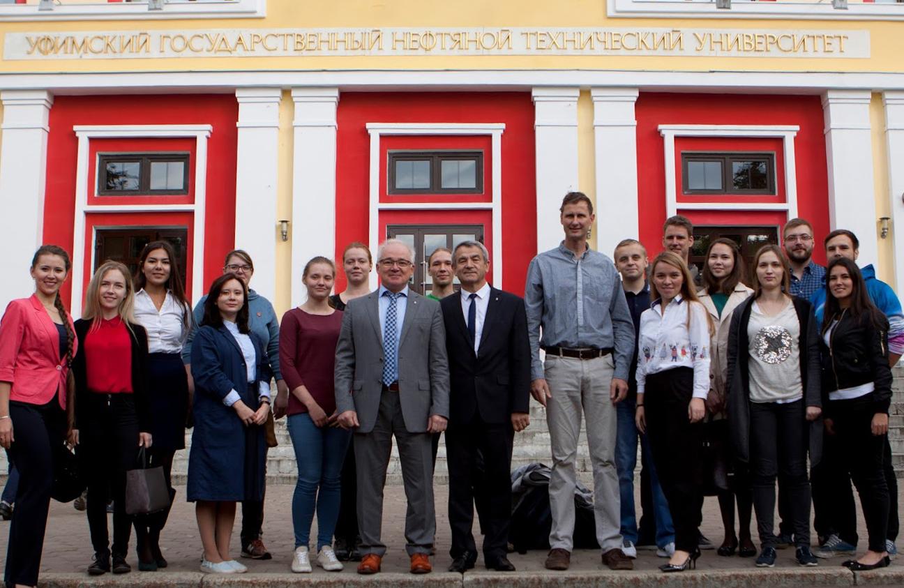 Merseburg in Ufa